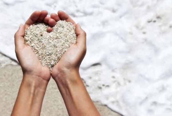 Valentijnsdag Scheveningen 14 februari