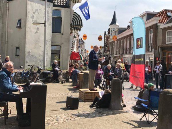 ZeepKistdienst Oude Kerk Scheveningen