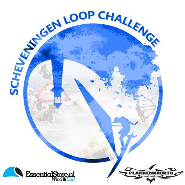 Scheveningen Loop Challenge Windsurfwedstrijd Scheveningen