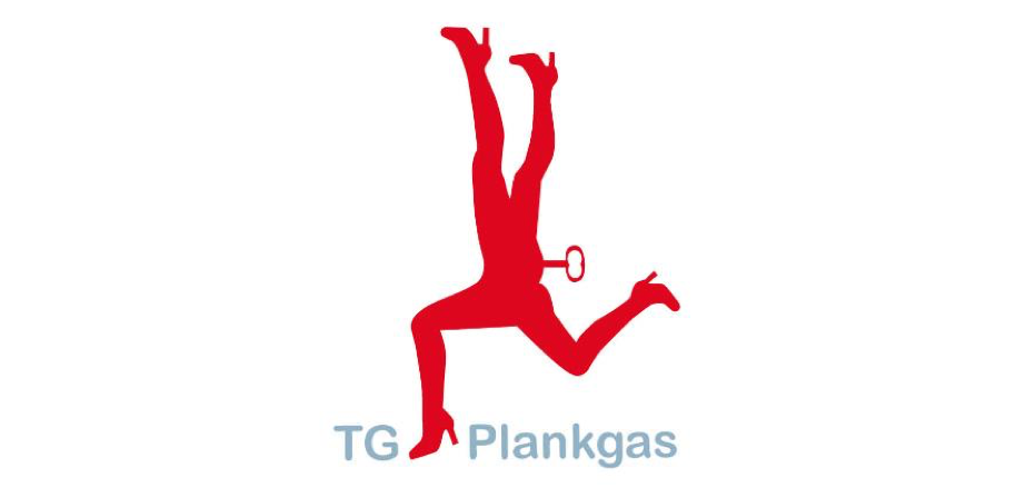 Theatergroep Plankgas op Scheveningen