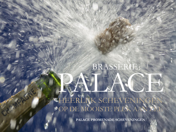Happy New Year Brasserie Palace Scheveningen