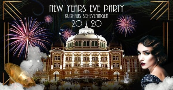 New Years Eve Party at Kurhaus Scheveningen Nightbirds