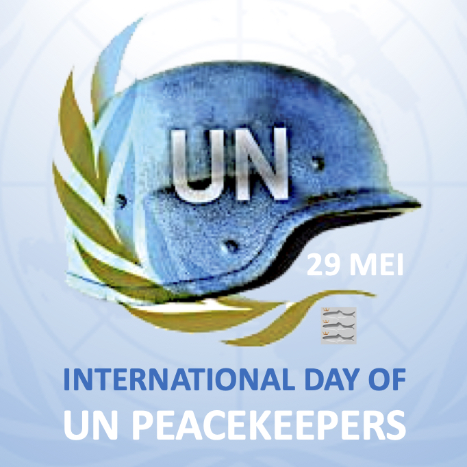 International Day of UN Peacekeepers 29 May