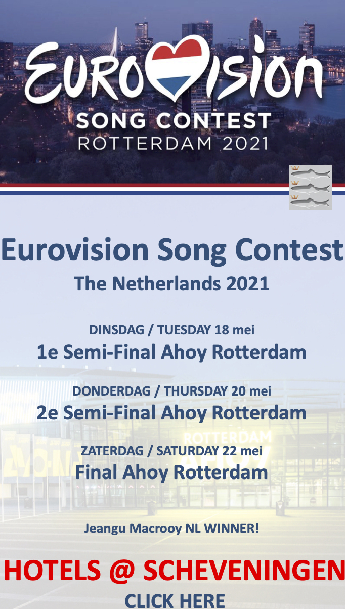 Eurovision Song Contest The Netherlands 2020 Jeangu Macrooy