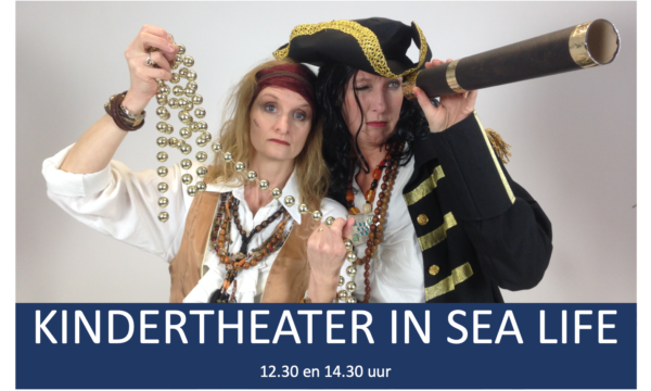 Kindertheater Sea Life Scheveningen DeepDeep